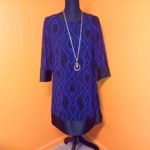 Bundles only Limited Edition dress black/purple